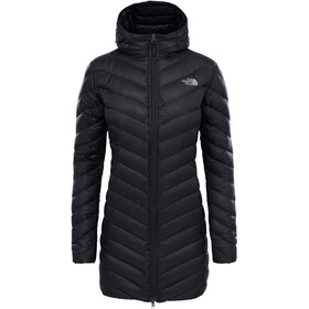 The North Face Trevail Insulated Down Parka Dame tnf black